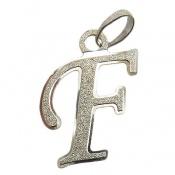 مدال نقره حرف لاتین F