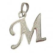 مدال نقره حرف لاتین M