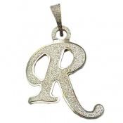 مدال نقره حرف لاتین R