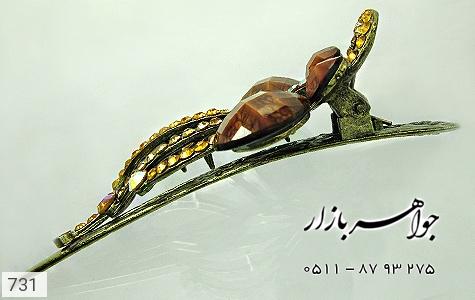 گل سر درشت رودیومیی زنانه - عکس 3
