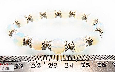 دستبند اپال چینی زنانه - عکس 3