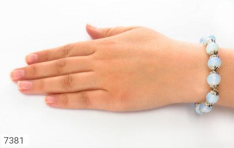 دستبند اپال چینی زنانه - تصویر 4