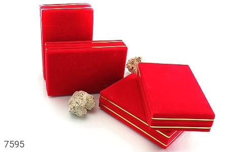جعبه جواهر مخمل مستطیل - تصویر 4