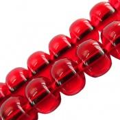 تسبیح سندلوس آلمان 33 دانه قرمز درشت