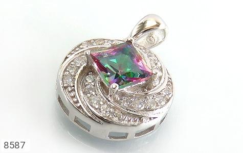 مدال توپاز هفت رنگ طرح هورتاش زنانه - عکس 1