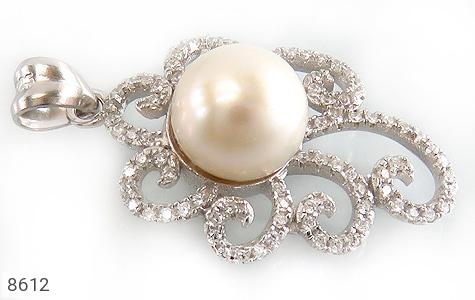 مدال مروارید درشت طرح عروس زنانه - تصویر 2