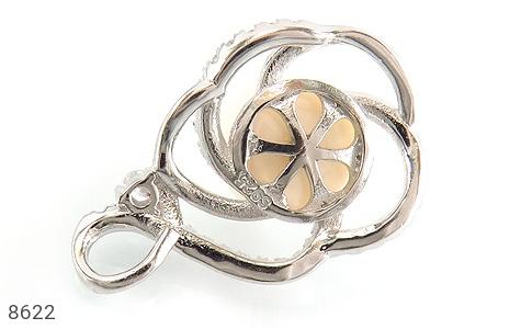 مدال مروارید درشت طرح افشید زنانه - تصویر 2