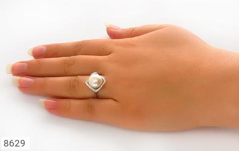 انگشتر مروارید طرح نسیم زنانه - تصویر 6