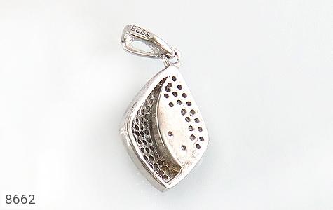 سرویس نقره درخشان طرح لوزی زنانه - تصویر 6