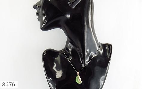 مدال چشم گربه طرح ماه زنانه - عکس 5