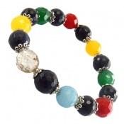 دستبند جید خوش رنگ و جذاب زنانه