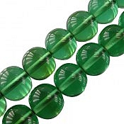تسبیح سندلوس آلمانی درشت سبز خوش رنگ