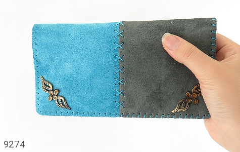کیف چرم دست ساز - عکس 9