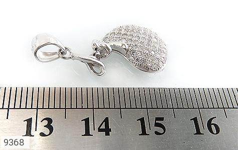 مدال نقره فانتزی طرح کوله زنانه - تصویر 4