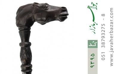 عصا چوب فریم دست ساز - کد 9395