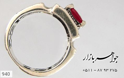 انگشتر یاقوت آفریقایی - عکس 1