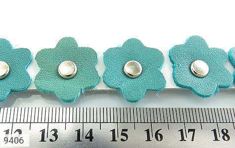 دستبند چرم دست ساز - تصویر 6