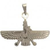 مدال نقره طرح فروهر