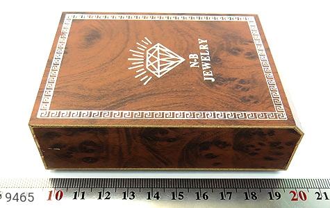 جعبه جواهر چوبی بزرگ - عکس 3