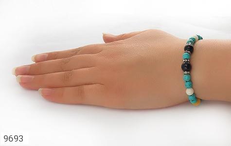 دستبند دلربا و مرجان و کهربا لهستان زنانه - تصویر 6