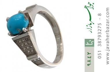 انگشتر فیروزه نیشابوری - کد 9842