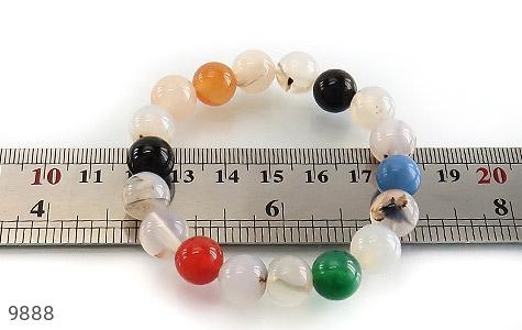 دستبند عقیق درشت و جذاب زنانه - تصویر 4