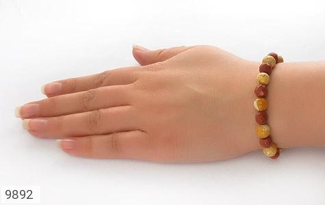 دستبند دلربا و کهربا بولونی لهستان زنانه - عکس 5