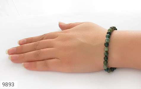دستبند جاسپر خوش رنگ - عکس 5
