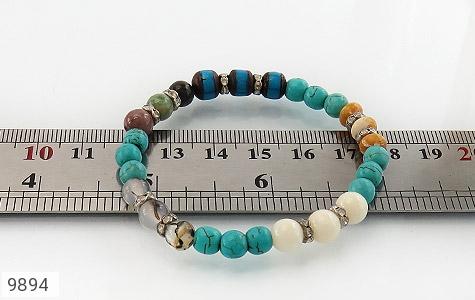 دستبند چندنگین طرح نازگل زنانه - تصویر 4