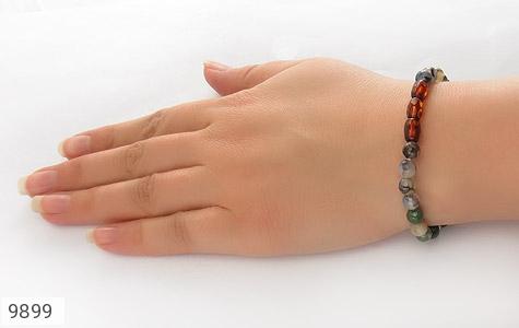دستبند چندنگین طرح رعنا زنانه - عکس 5