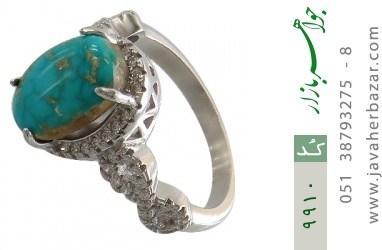 انگشتر فیروزه نیشابوری - کد 9910