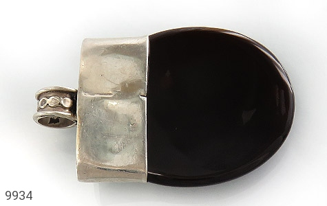 مدال عقیق فریم دست ساز - عکس 3