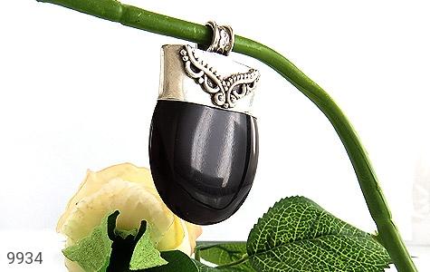 مدال عقیق فریم دست ساز - تصویر 4