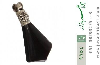 مدال عقیق فریم دست ساز - کد 9954