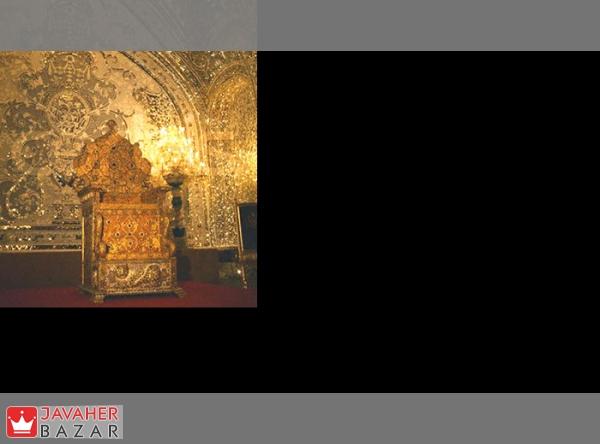 تخت نادری، یکی از زیبا ترین جواهرات سلطنتی ایران