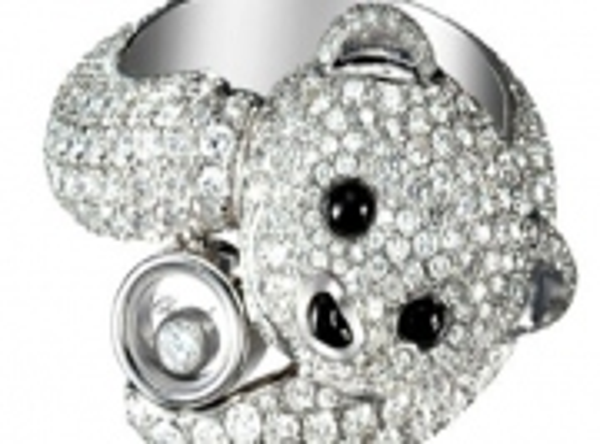 جواهرات خرس نشان کمپانی چوبارد Chopard