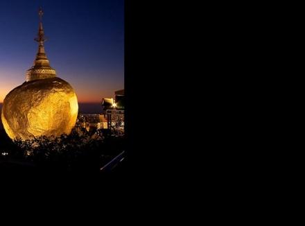 بزرگ ترین سنگ طلا در جهان، در کشور برونئی