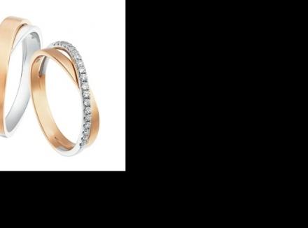 حلقههایی طراحی شده برای روز دوست داشتن