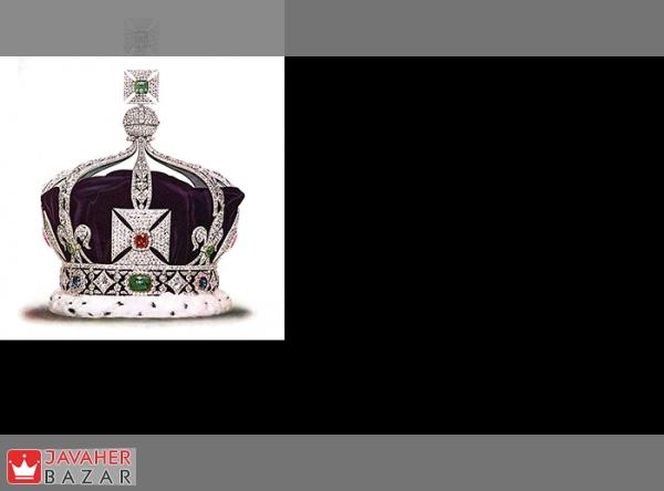 تاج سلطنتی انگلستان، ساخته شده در هندوستان