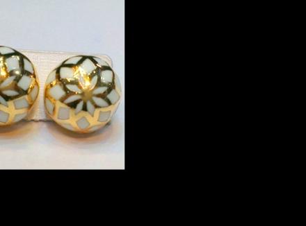 جواهرات نقره با روکش آب طلا