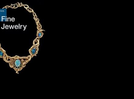 فروش 4 میلیون دلاری جواهرات در حراجی اسکینر
