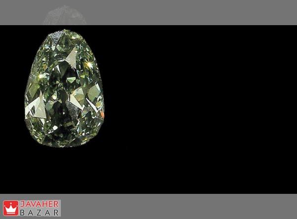 الماس درسدن، بزرگترین الماس سبز در دنیا