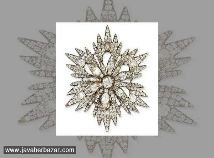 طراحی جواهرات در قرن هجدهم میلادی