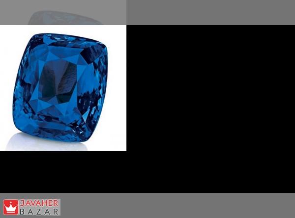 معرفی چندین نمونه از زیباترین جواهرات یاقوت کبود