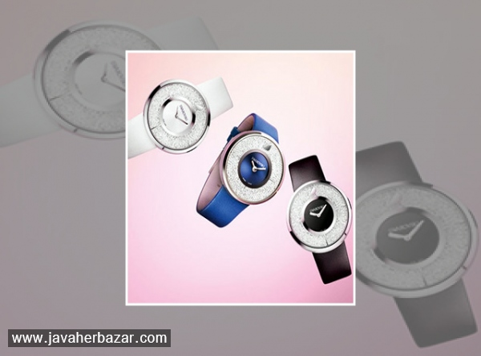 ساعتهای کریستالی کمپانی سواروسکی