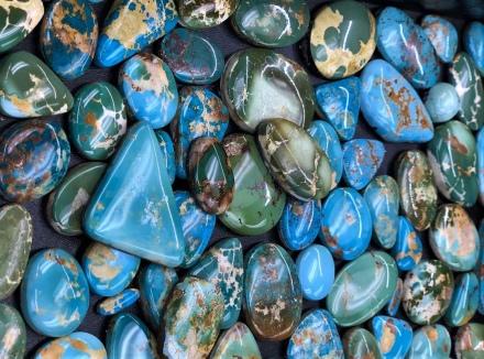 فیروزه (turquoise)