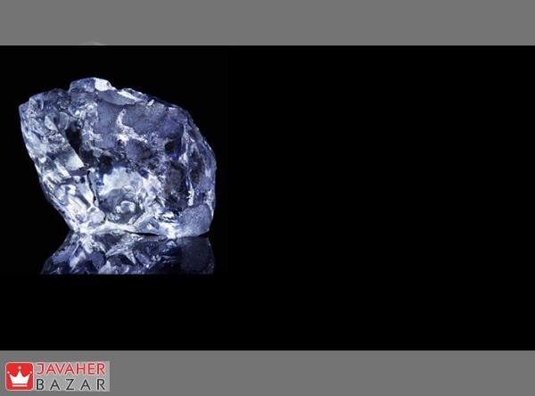 کشف بزرگترین الماس بنفش دنیا