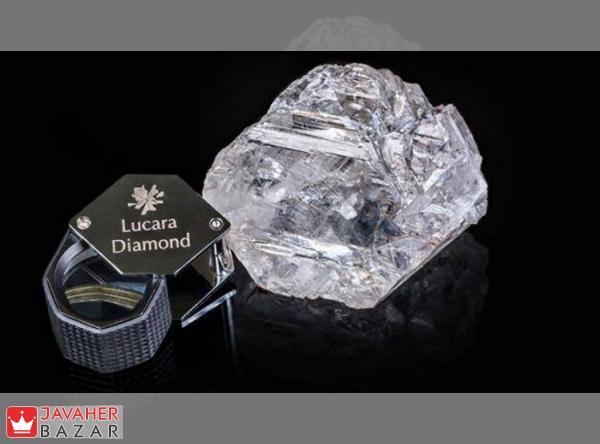 دومین الماس بزرگ جهان فروخته نشد!