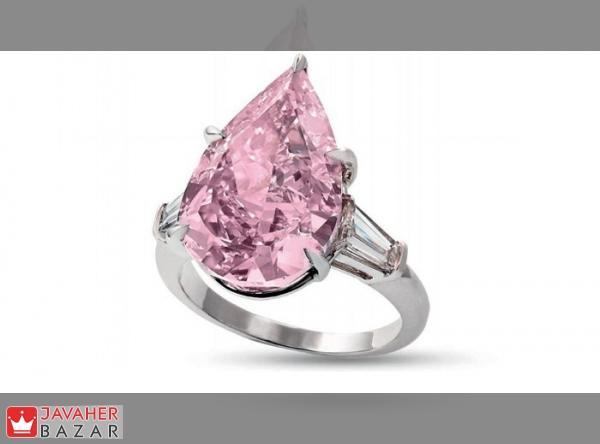دومین الماس صورتی جهان فروخته شد!