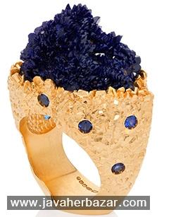 بهترین و منحصر بفرد ترین جواهرات در نمایشگاه لندن